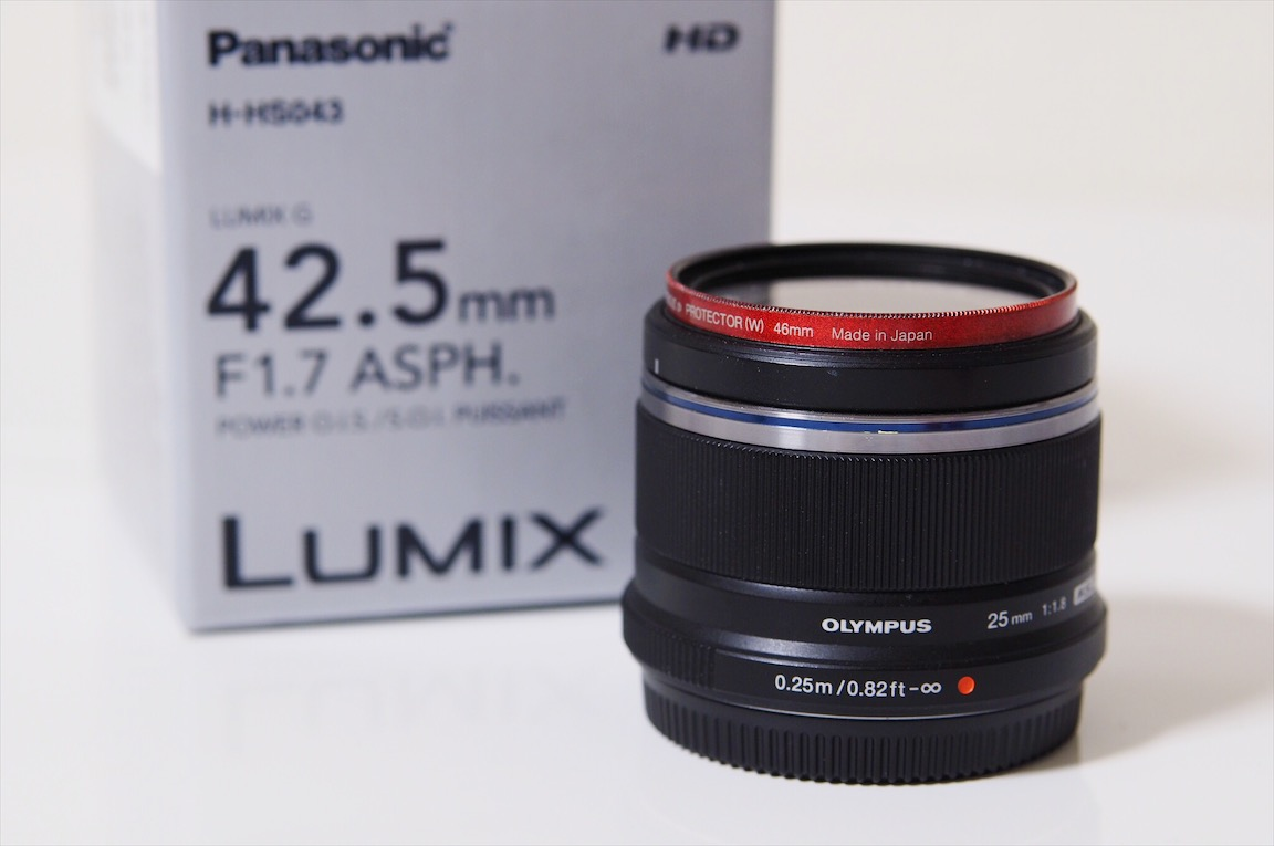 lumix g 42.5mm f1.7