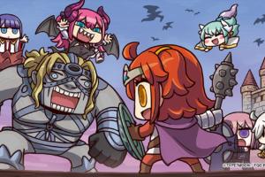 「fgo Quest」メイン画像